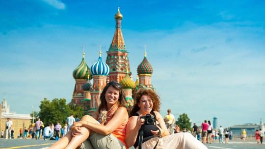 俄羅斯紅場-聖瓦西里教堂