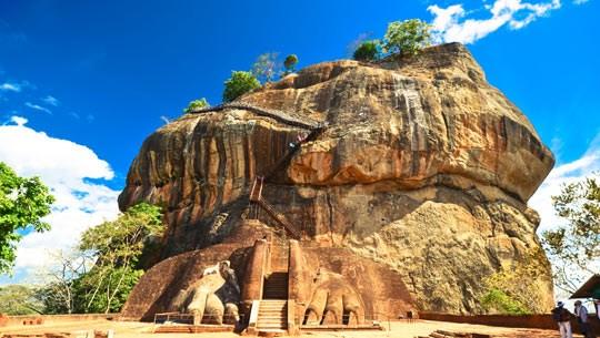 斯里蘭卡獅子岩
