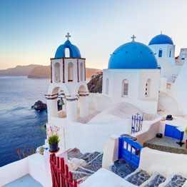 希臘~冬季特輯 69,900起