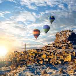 超值土耳其11天 42,900起