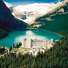 <金質旅>加拿大露易斯湖2晚10天