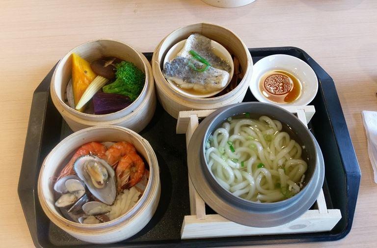 海鮮塔套餐(敬請自理)