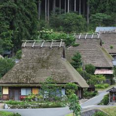 日本最療癒風景-京都美山町