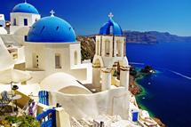 暑假限定~浪漫希臘 人氣爆棚