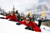 冬雪加拿大、露易絲湖城堡 8 天