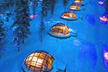 北歐極光玻璃屋.波羅地海12天