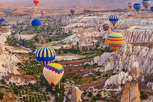 土耳其雙飛雙皇宮11天