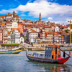 彩色條紋糖果屋夢幻葡萄牙9天