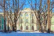 冬雪俄羅斯系列