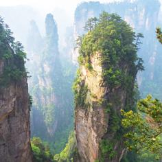 《金鳳凰》長江三峽.張家界