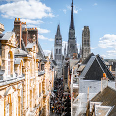 巴黎美好年代&北法光影之旅