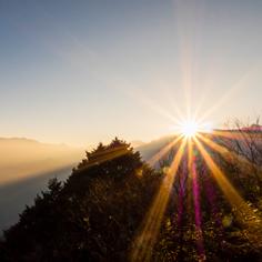 2021跨年迎曙光◎宜蘭太平山