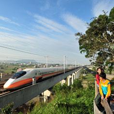 台灣高鐵假期