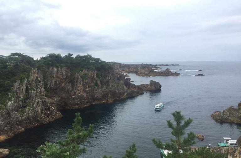 尖閣灣海岸