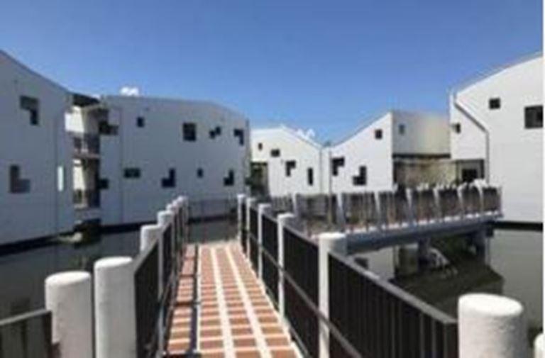 台江學園水上屋