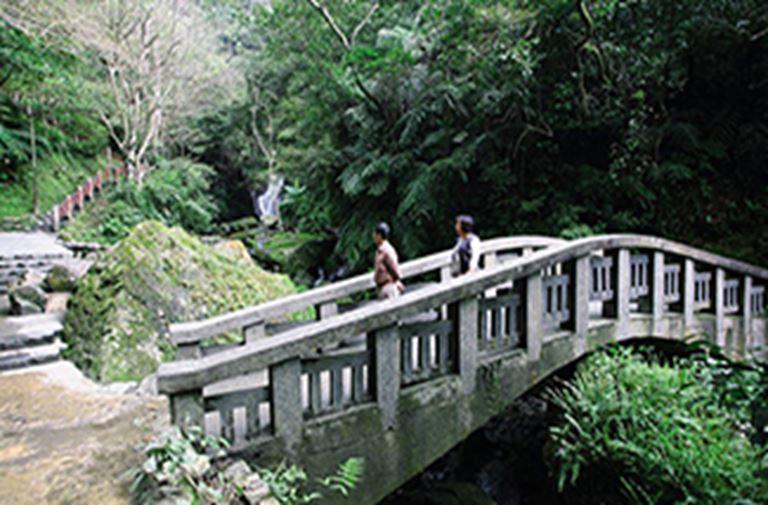 五峰旗瀑布風景區