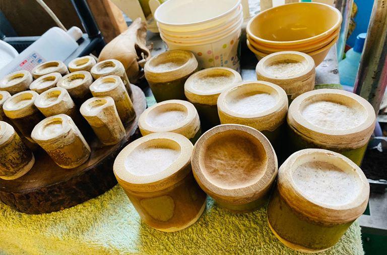 竹筒飯DIY體驗