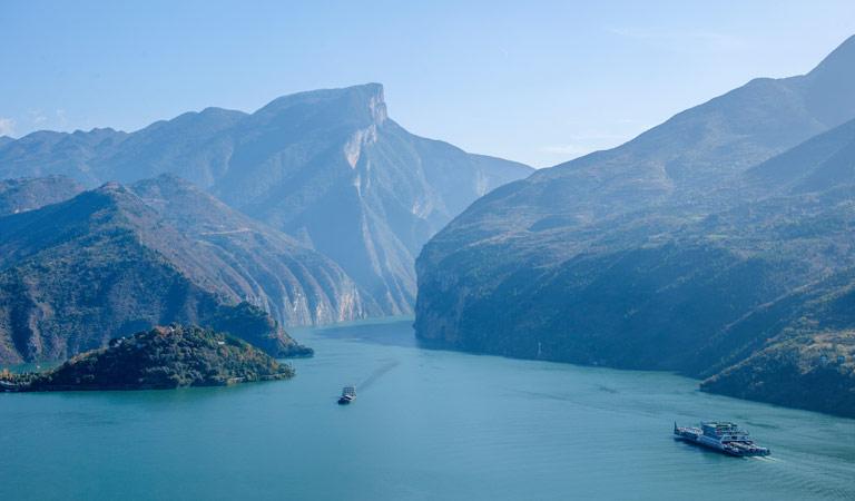 山西.長江三峽